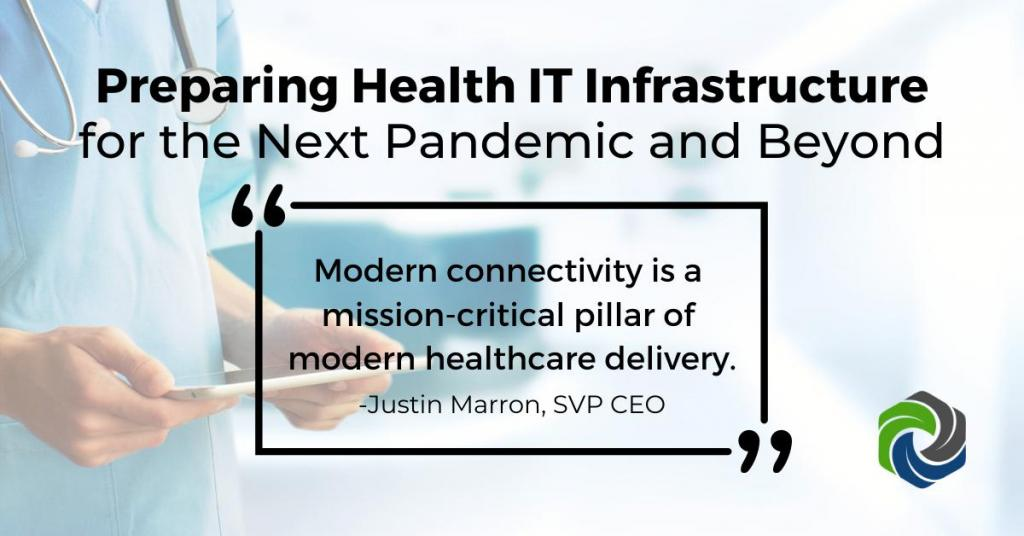 Preparing Health IT Infrastructure for 5G and Future Technologies